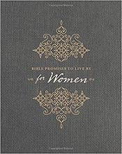Bible Promises to Live by for Women Book Cover